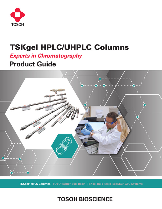 Tosoh TSKgel HPLC Columns Product Guide
