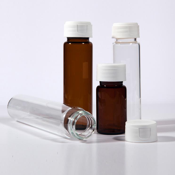 EPA Vials and Caps