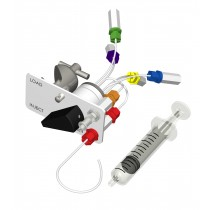 Omnifit Labware (Diba) Low Pressure Valves: Manual sample injection valve