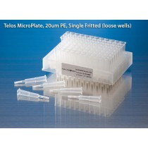 TELOS Column & Plate Accessories: Telos MicroPlate, 20um PE, Single