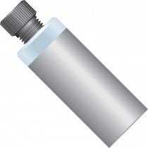 """Filters & Frits: Inlet Solvent Filter, 20µm, 1/4"""" OD Tubing, SST, PCTFE (incl. (1) XU-655)"""