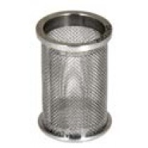 QLA Dissolution Baskets: 40 Mesh Clip Style Basket for Agilent/VanKel, 316 SS, Serialized