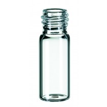 2ml Screw Neck Vial, 10-425 thread, 32 x 11.6 mm, clear glass, 1st hydrolytic class, wide opening