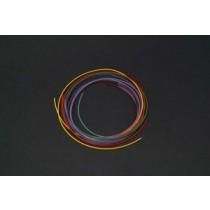 "QLA Dissolution Tubing: Brown Coded Sample Tubing, PTFE, .040"" ID x .066"" OD spool)"