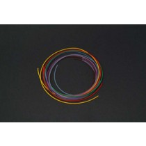 "QLA Dissolution Tubing: Red Coded Sample Tubing, PTFE, .040"" ID x .066"" OD spool)"