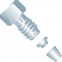"Upchurch: VHP UHPLC Fitting SS 10-32 1/16"""