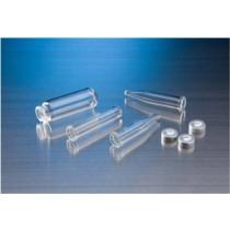 Kinesis Microwave Vials & Caps: KX Microwave Vials, 0.5 - 2ml with cap