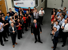 Welcome to Kinesis - Corporate Video Introduction