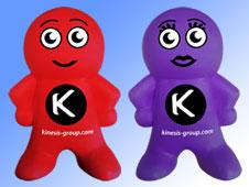 Meet Kenny and Kira!
