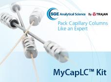 SGE MyCapLC™ Kit