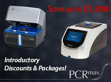PCRmax: Introductory discounts & deals saving you up to $1,300