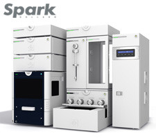 Automated Online SPE