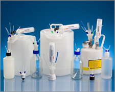 Solvent Safety & Waste Containment