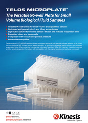 TELOS MicroPlate Brochure