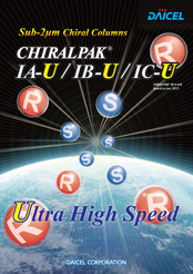 Sub-2μm Chiral UHPLC Columns from Daicel