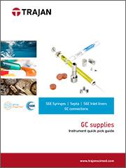 Trajan GC Supplies Instrument quick pick guide