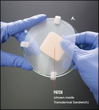 USP apparatus 5 & 6 for transdermal testing