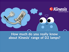 How much do you know about Kinesis D2 Lamps?