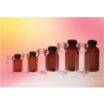 10ML Amber Diagnostic Vial
