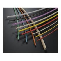 """Tubing: Tubing, PEEK™, Orange,  1/16""""x 0.020"""" (0.5mm)x50ft"""