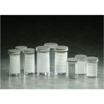 Container 150ml PS, No label, Metal Lid