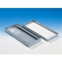 Brand: Slide box, PS for 100 slides 76 x 26 mm