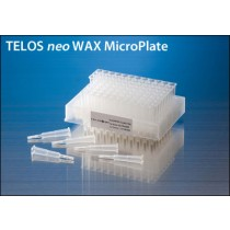 SPE MicroPlate 96-well Plates - u-elution: TELOS neo WAX MicroPlate: loose wells 5mg