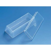 Brand: Pipettes: Reagent reservoir f. multi-channel pip. 60 ml w. lid, PP, pack of 10 reservoirs