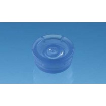 Brand: General Consumables: Cap for UV-Cuvettes Micro, PE orange
