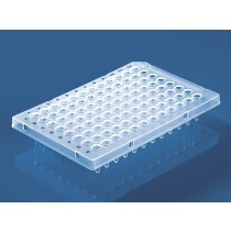 Brand: PCR plate, 96-well, semi-skirted