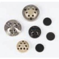 Rheodyne (IDEX Health & Science ) Valve Maintenance Parts: PEEK™ Rotor Seal (7010, 9010)