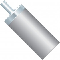 """Filters & Frits: Inlet Solvent Filter (Waters), 10µm, 1/8"""" ID Tubing, SST"""
