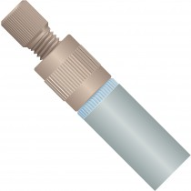 "Filters & Frits: Inlet Solvent Filter Assy. (BOB), 2µm, 1/8"" OD Tubing, SST, PEEK™, ETFE (incl. (1) XP-130)"
