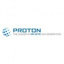 Proton OnSite: Laboratory Air Compressor, 20 SLPM, 0 to 8.6 barg, Purity: , Oil Free Piston Compressor
