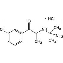 Cerilliant: Bupropion HCl, 1.0 mg/mL as free