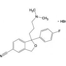 Cerilliant: Citalopram HBr, 1.0 mg/mL as free