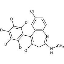 Cerilliant: Chlordiazepoxide-D5, 100 µg/mL