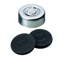 Crimp Cap 20mm, Butyl Septa, Tear-Off