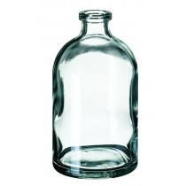 100ml Crimp Neck Vial, 95 x 51.6mm, clear glass, 3rd hydrolytic class