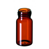 20ml EPA Screw Neck Vial, 57 x 27.5mm, amber glass, 1. hydrolytic class