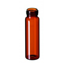 40ml EPA Screw Neck Vial, 95 x 27.5mm, amber glass, 1. hydrolytic class