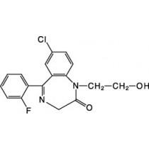 Cerilliant: 2-Hydroxyethylflurazepam, 1.0 mg/mL