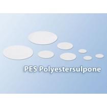Syringe Filters: KX Membrane Filter, PES, 75mm,