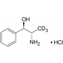 Cerilliant: (±)-Norephedrine-D3 HCl, 1.0 mg/mL