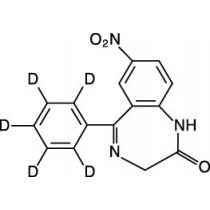 Cerilliant: Nitrazepam-D5, 100 ug/mL