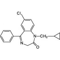 Cerilliant: Prazepam, 1.0 mg/mL