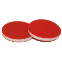 Discounted Vials and Caps: 11mm Septa, PTFE Red, Silicone