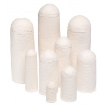 Filter Paper & Soxhlet Thimbles: KX Soxhlet Thimble, 18 x 21 x 37mm