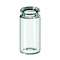 5ml Snap Cap Vial ND18, 40 x 20mm, clear glass, 3rd hydrolytic class