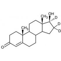 Cerilliant: Testosterone-D3, 100 µg/mL